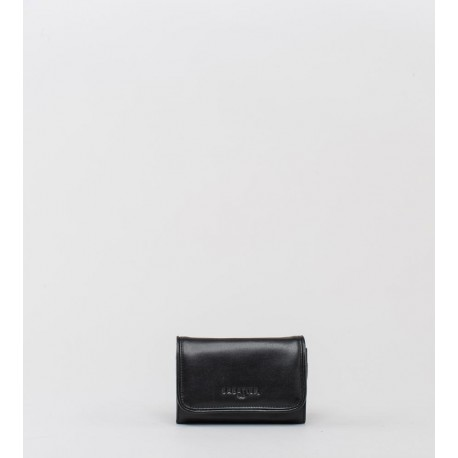 Medium Flap Wallet - Collection Monplaisir - Portefeuille en cuir